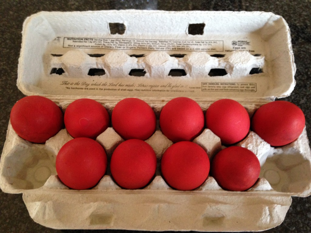 Greek Easter eggs 005
