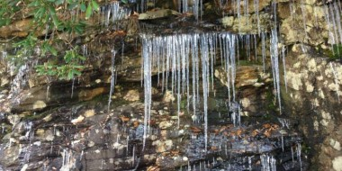 I Pause for Icicles