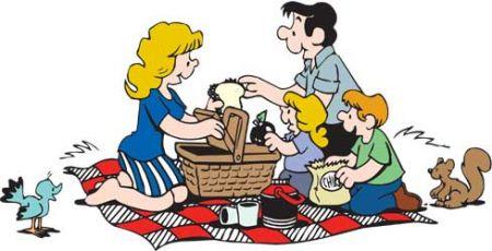 Free family picnic